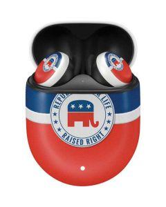Republican For Life Google Pixel Buds Skin
