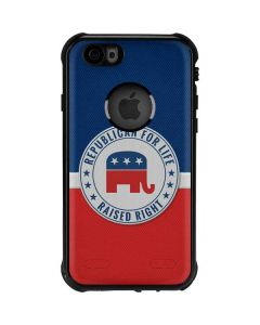 Republican For Life iPhone 6/6s Waterproof Case