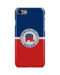 Republican For Life iPhone SE Lite Case