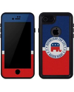 Republican For Life iPhone SE Waterproof Case