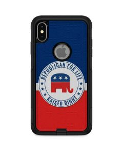 Republican For Life Otterbox Commuter iPhone Skin