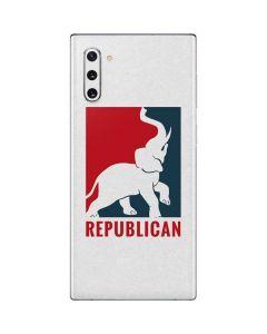 Republican Galaxy Note 10 Skin