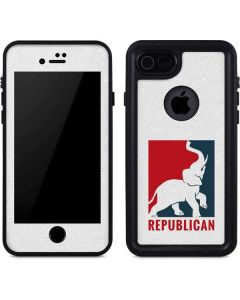 Republican iPhone SE Waterproof Case