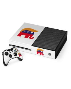 Republican Trump Hair Xbox One Console and Controller Bundle Skin