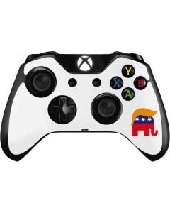 Republican Trump Hair Xbox One Controller Skin