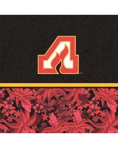 Atlanta Flames Retro Tropical Print Apple TV Skin