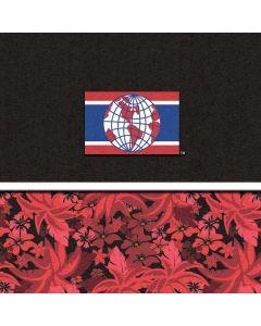 Montreal Canadiens Retro Tropical Print Apple TV Skin