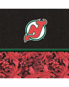 New Jersey Devils Retro Tropical Print iPhone 6/6s Skin