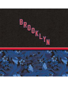 Brooklyn Americans Retro Tropical Print HP Pavilion Skin
