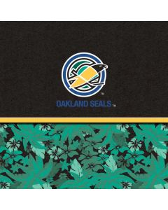 Oakland Seals Retro Tropical Print iPhone 6/6s Skin