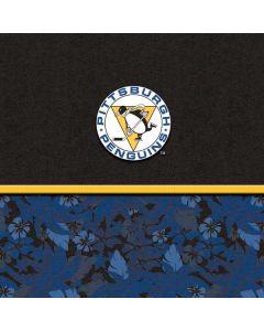 Pittsburgh Penguins Retro Tropical Print Apple TV Skin