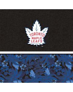 Toronto Maple Leafs Retro Tropical Print Amazon Echo Skin