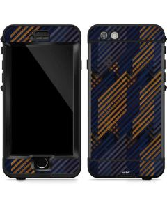 Retro Fall Pattern LifeProof Nuud iPhone Skin