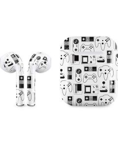 Retro Gaming Controllers Apple AirPods 2 Skin