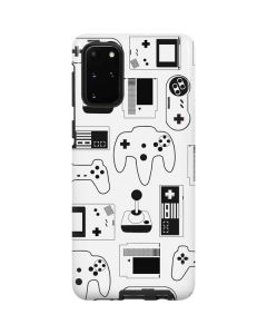 Retro Gaming Controllers Galaxy S20 Plus Pro Case