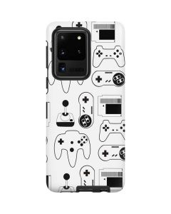 Retro Gaming Controllers Galaxy S20 Ultra 5G Pro Case
