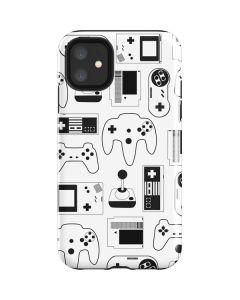 Retro Gaming Controllers iPhone 11 Impact Case