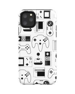 Retro Gaming Controllers iPhone 11 Pro Max Impact Case