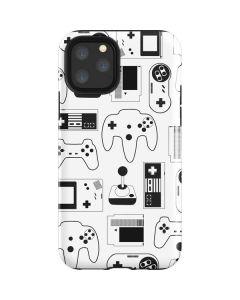 Retro Gaming Controllers iPhone 11 Pro Impact Case