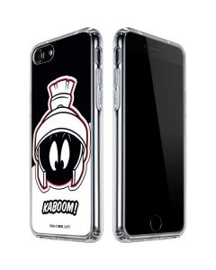 Retro Marvin The Martian iPhone SE Clear Case