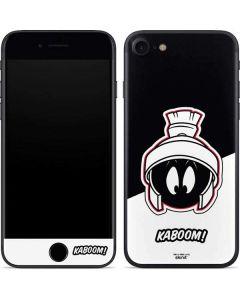 Retro Marvin The Martian iPhone SE Skin