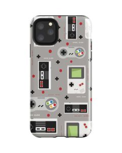 Retro Nintendo Pattern iPhone 11 Pro Max Impact Case