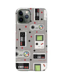 Retro Nintendo Pattern iPhone 11 Pro Lite Case