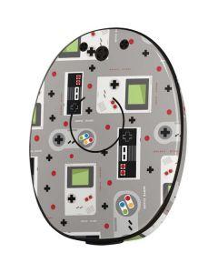 Retro Nintendo Pattern MED-EL Rondo 2 Skin