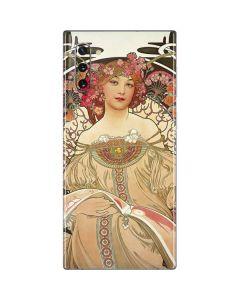 Reverie 1897 Galaxy Note 10 Skin