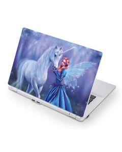 Rhiannon Fairy and Unicorn Acer Chromebook Skin