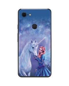 Rhiannon Fairy and Unicorn Google Pixel 3 XL Skin