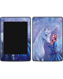 Rhiannon Fairy and Unicorn Amazon Kindle Skin