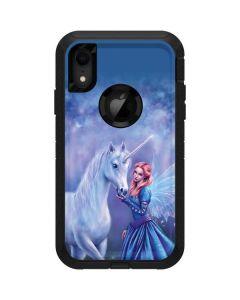 Rhiannon Fairy and Unicorn Otterbox Defender iPhone Skin