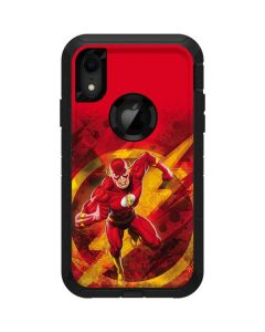 Ripped Flash Otterbox Defender iPhone Skin