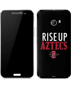 Rise Up Aztecs 10 Skin