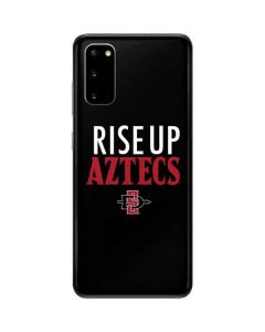 Rise Up Aztecs Galaxy S20 Skin