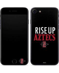 Rise Up Aztecs iPhone SE Skin