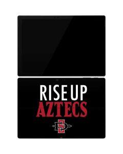 Rise Up Aztecs Surface Pro 7 Skin