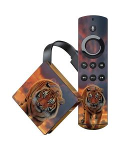 Rising Tiger Amazon Fire TV Skin