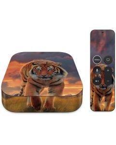 Rising Tiger Apple TV Skin