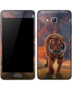 Rising Tiger Galaxy Grand Prime Skin
