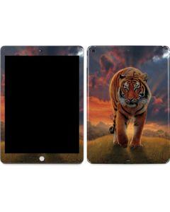 Rising Tiger Apple iPad Skin