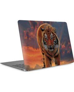 Rising Tiger Apple MacBook Air Skin