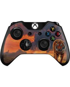 Rising Tiger Xbox One Controller Skin