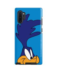 Road Runner Zoomed In Galaxy Note 10 Plus Pro Case