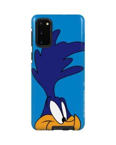 Road Runner Zoomed In Galaxy S20 Pro Case