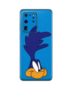 Road Runner Zoomed In Galaxy S20 Ultra 5G Skin