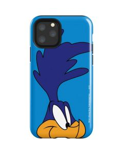Road Runner Zoomed In iPhone 11 Pro Impact Case