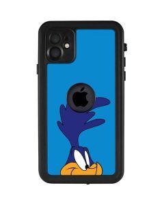 Road Runner Zoomed In iPhone 11 Waterproof Case