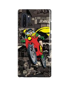 Robin Mixed Media Galaxy Note 10 Plus Pro Case